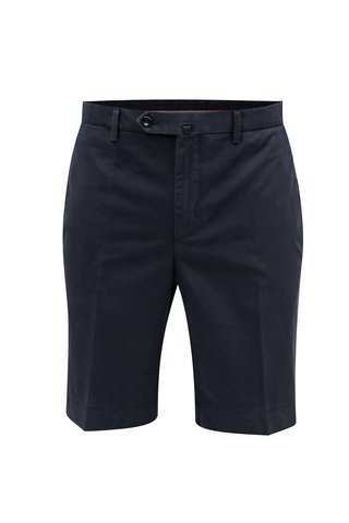 Pantaloni scurti albastru inchis Hackett London
