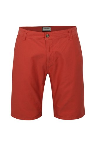 Pantaloni scurti chino rosii Shine Original