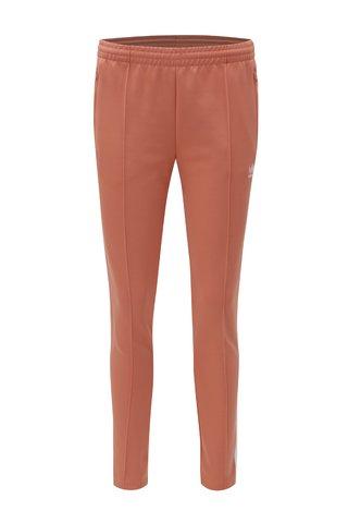 Pantaloni de dama sport roz prafuit cu dungi adidas Originals