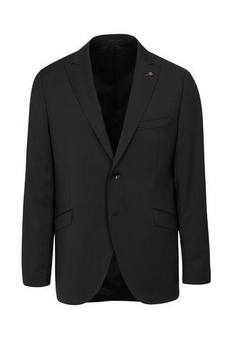 Sacou formal de lana gri inchis Good Son