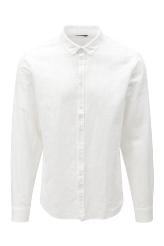Camasa alba regular fit din in Casual Friday by Blend