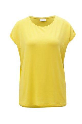 Tricou galben oversize VERO MODA Ava