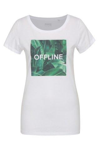 Tricou de dama alb ZOOT Original Offline