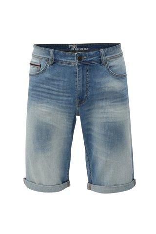 Pantaloni scurti albastri din denim JP 1880