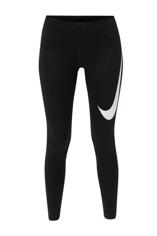 Leggings de dama functionali negri cu buzunare Nike