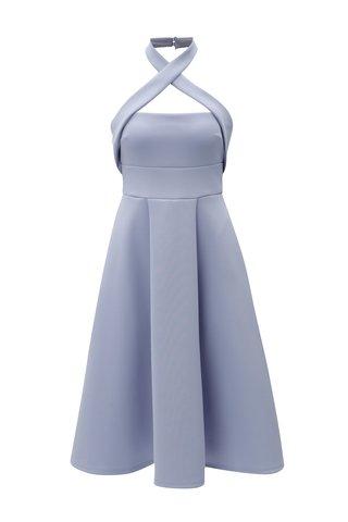 Rochie albastru deschis Miss Selfridge