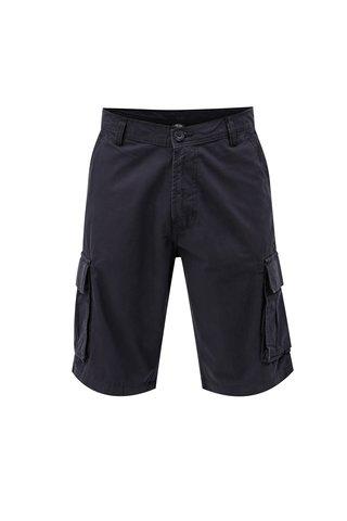 Pantaloni scurti barbatesti albastru inchis cu buzunare LOAP Velemon