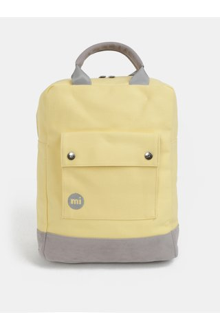 Rucsac de dama galben Mi-Pac Day Pack Canvas