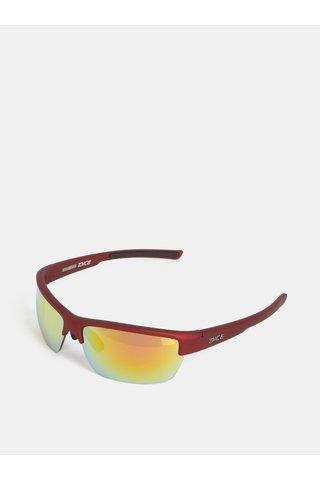 Ochelari de soare barbatesti rosii Dice Sport
