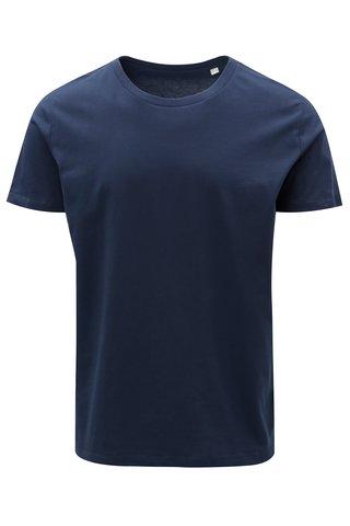Tmavě modré pánské tričko Stanley & Stella