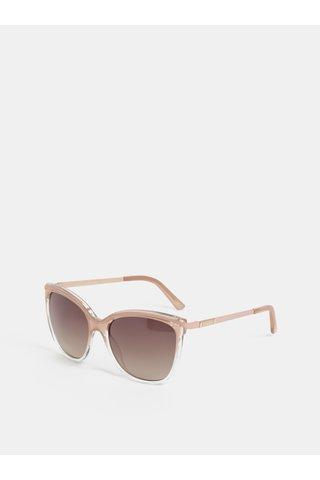 Ochelari de soare roz deschis Gionni