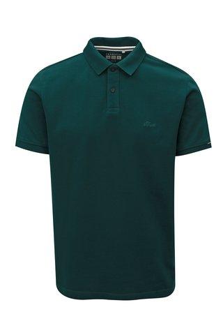 Tricou barbatesc polo verde regular fit s.Oliver