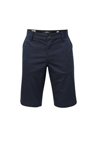 Pantaloni barbatesti scurti albastru inchis straight s.Oliver