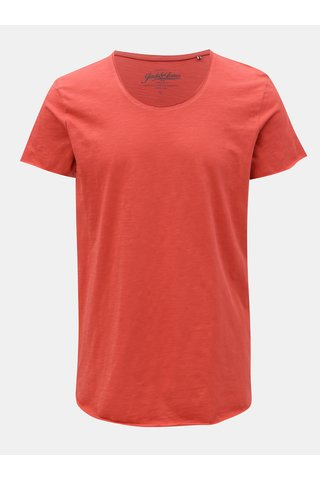 Tricou rosu Jack & Jones Bas