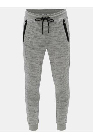 Pantaloni sport gri melanj ONLY & SONS