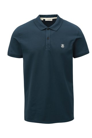 Tricou polo albastru inchis Selected Homme Haro
