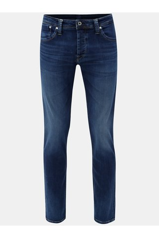 Modré pánské regular džíny Pepe Jeans