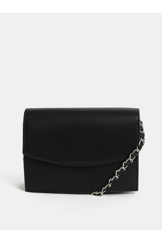 Geanta crossbody neagra Pieces Freja