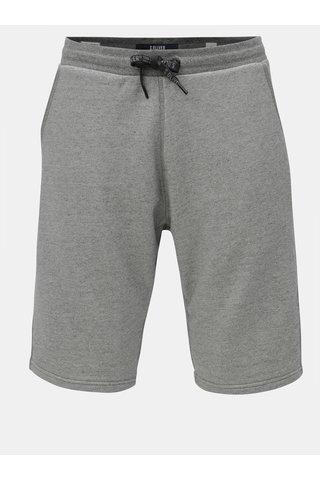 Pantaloni barbatesti scurti sport gri s.Oliver
