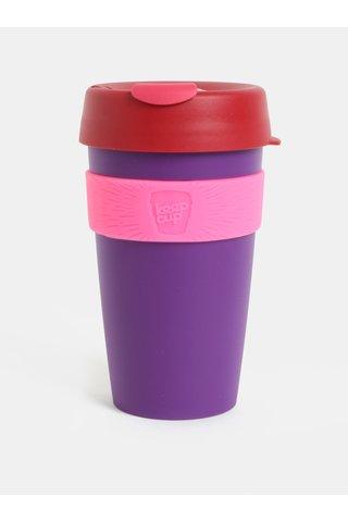 Cana de calatorie rosu-mov KeepCup Original Large