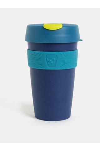 Cana de calatorie albastru inchis KeepCup Original Large