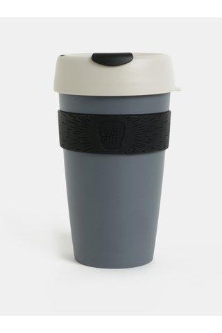 Cana de calatorie gri inchis KeepCup Original Large