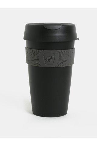 Cana de calatorie neagra KeepCup Original Large