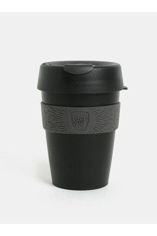 Cana de calatorie gri-neagra KeepCup Original Medium