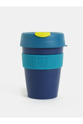 Cana de calatorie albastru inchis KeepCup Original Medium