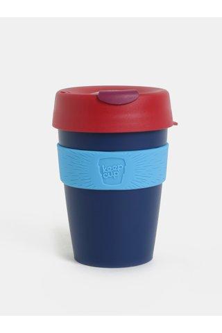Cana de calatorie rosu-albastru KeepCup Original Medium