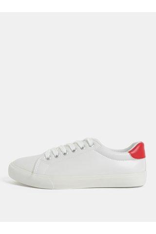 Pantofi sport rosu-alb Dorothy Perkins