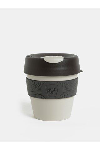 Cana de calatorie maro-gri KeepCup Original Small