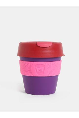 Cana de calatorie rosu-mov KeepCup Original Small