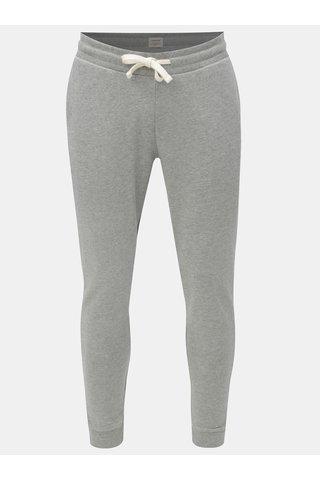 Pantaloni sport gri melanj Jack & Jones