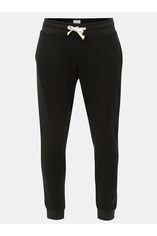 Pantaloni sport negri Jack & Jones