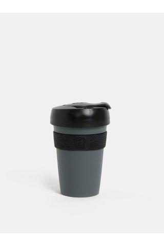 Cana de calatorie negru-gri KeepCup Original Six