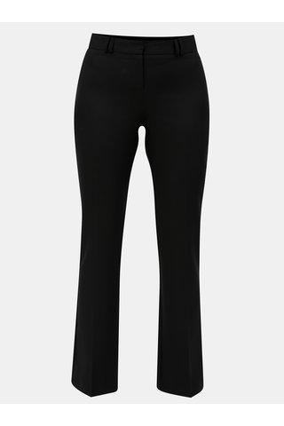Pantaloni formali negri plisati Dorothy Perkins