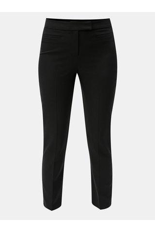 Pantaloni formali negri cu talie inalta Dorothy Perkins
