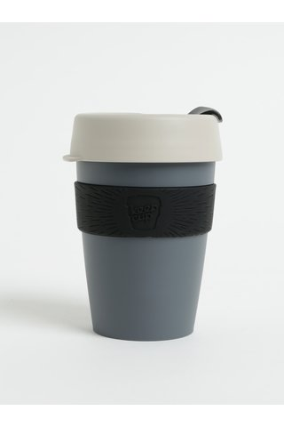 Cana de calatorie gri inchis KeepCup Original Medium