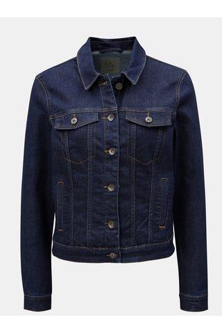 Jacheta albastru inchis din denim VERO MODA