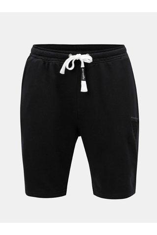Pantaloni barbatesti scurti sport negri MEATFLY Chushy