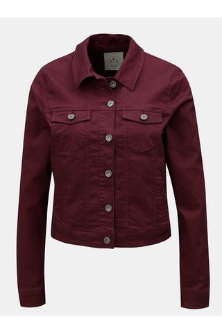 Jacheta scurta visinie din denim VERO MODA