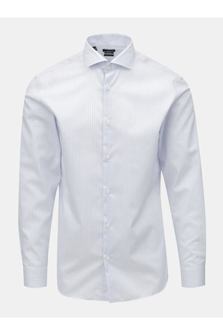 Camasa albastra formala slim fit Selected Homme
