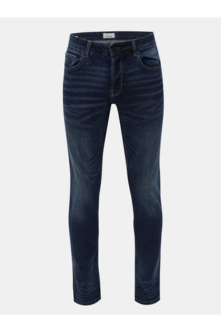 Blugi albastri regular fit din denim ONLY & SONS