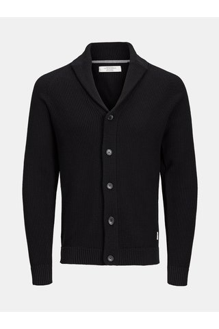 Černý kardigan Jack & Jones Knit
