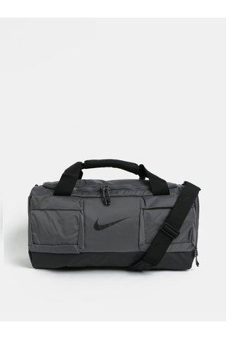 Geanta sport negru-gri Nike Midnight 37 l