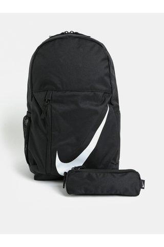 Rucsac negru cu penar Nike Elemental 22 l