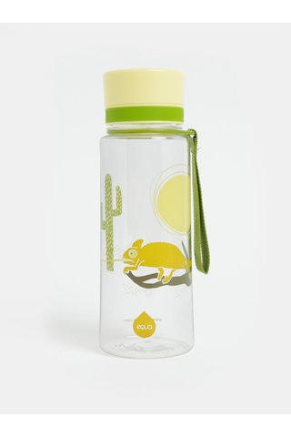 Plastová láhev s motivem chameleona EQUA 600 ml