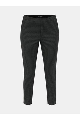Pantaloni crop gri cu model ONLY Aster