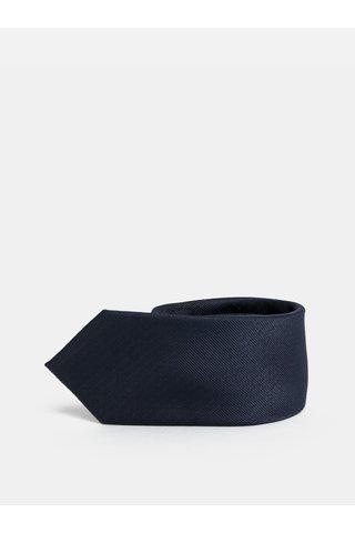 Cravata slim albastru inchis Selected Homme Valdemar